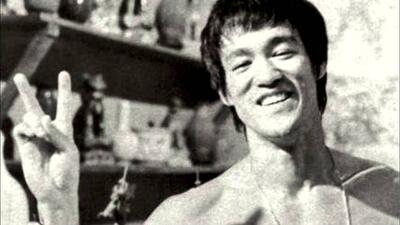 Like many great martial artists, Lee abhorred violence for violence's sake. His philosophy was one of peace, never anger.