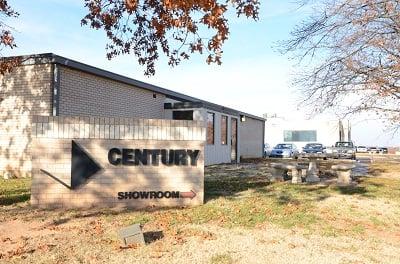 Century Martial Arts, in Oklahoma City.