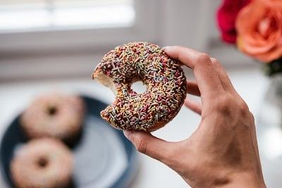Sugar can cause weight gain.
