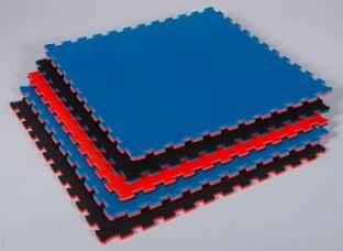 Century Martial Arts puzzle mats.