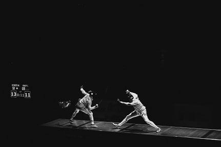 Photo by Micaela Parente on Unsplash - European Martial Arts