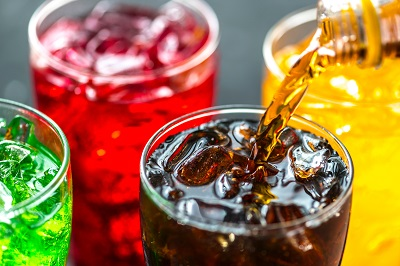 Sugar, like that in soda, can be detrimental to your bone health.