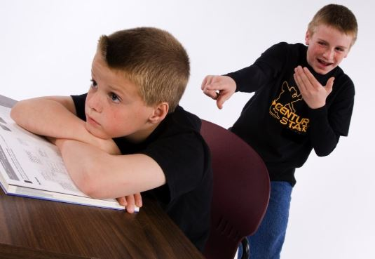 One third of children report bullying in schools.