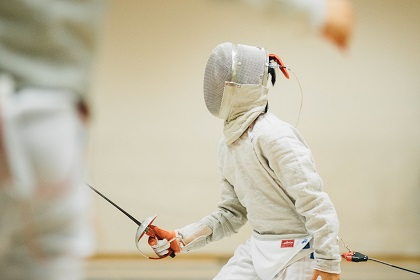 Fencing is an Olympic sport.