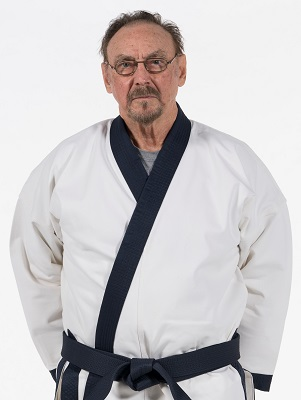 Grand Master Fred Weeks, of the Allied Tang Soo Do Federation.