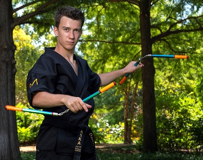 danny etkin signature series nunchaku century martial arts