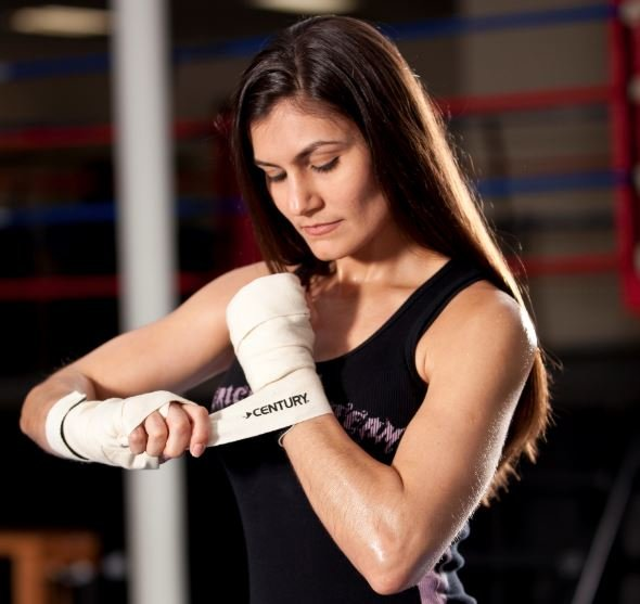 Use wrist wraps under your gloves for extra support.
