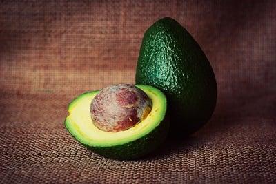 Avocado is a high-fat fruit.