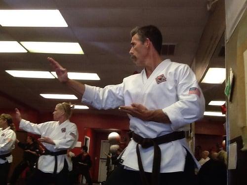 Mental Determination To Advance a Belt Rank