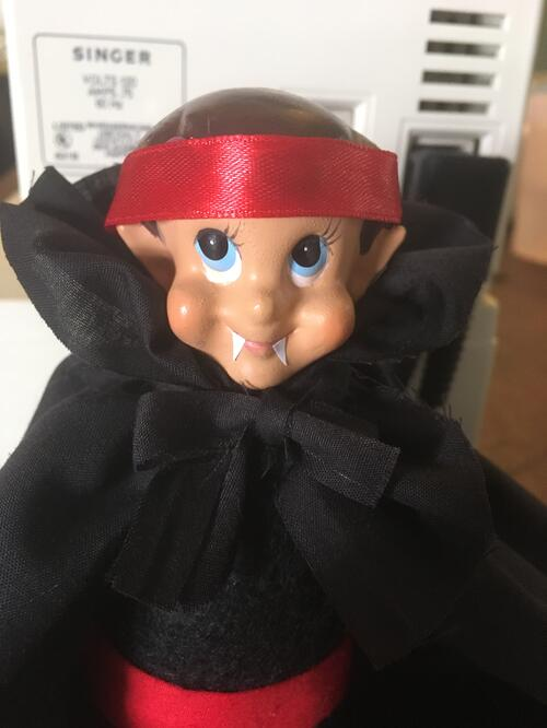 Nigel Halloween