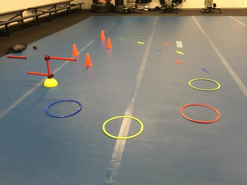 Basic Obstacle Course Setup