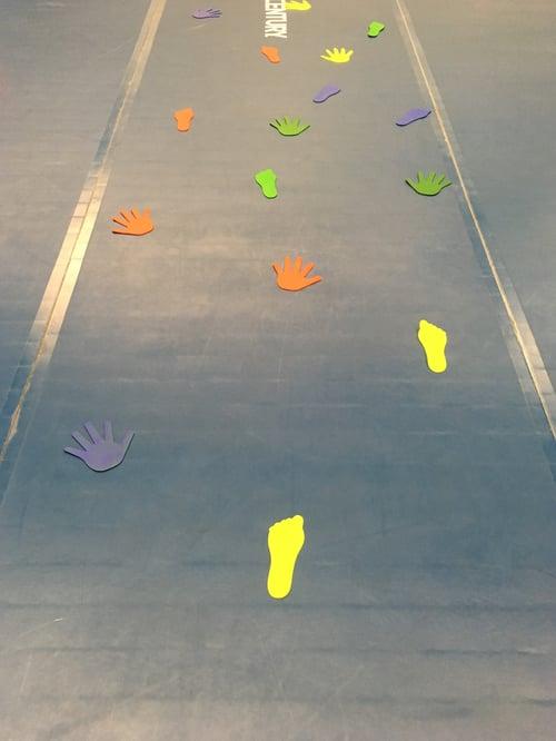 Foot Form Hop