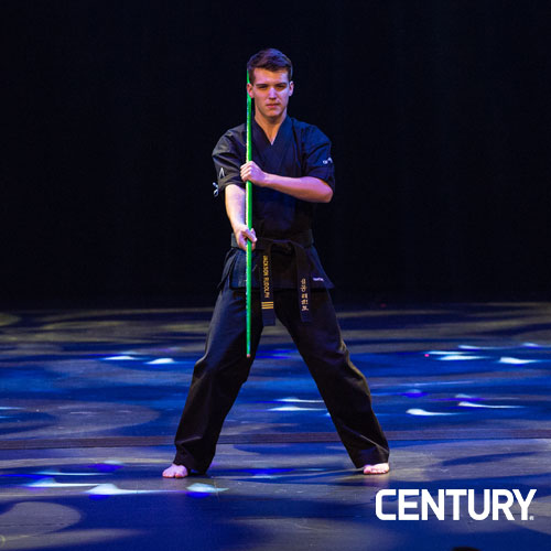 Jackson Rudolph 2015 Martial Arts SuperShow