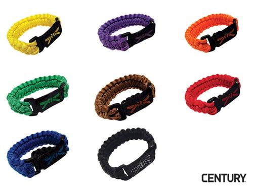 Century Paracord Bracelets
