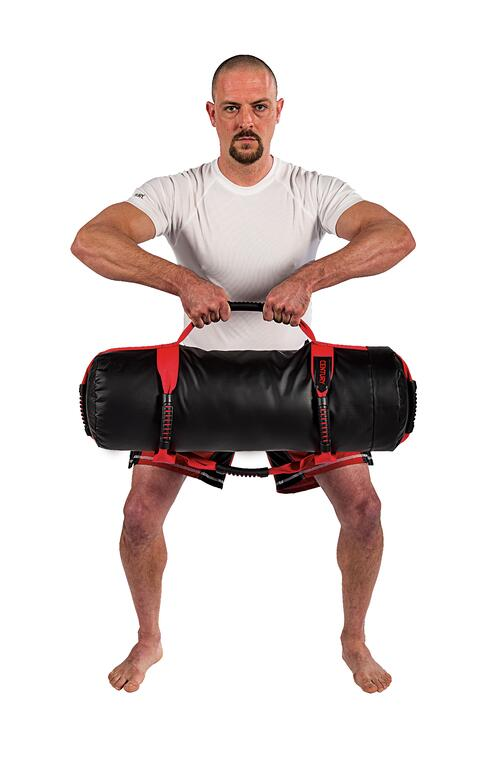 Standing Row Weighted Fitness Bag