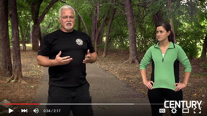 Self Defense Tuesday Five Steps to Defend Against a Front Choke Attack