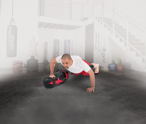 Push Ups Weighted Fitness Bag