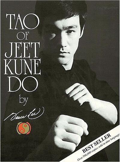 The Tao of Jeet Kune Do, compiled from the writings of Bruce Lee.