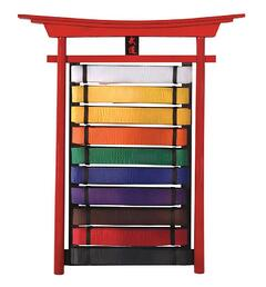 The Budo Belt Holder from Century Martial Arts