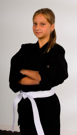 The end goal: happy, confident students who love learning martial arts!