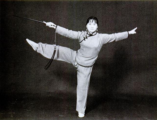 Grand Master Bow-Sim Mark from Black Belt Magazine1975