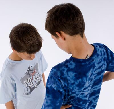 Martial arts does not make children bullies.
