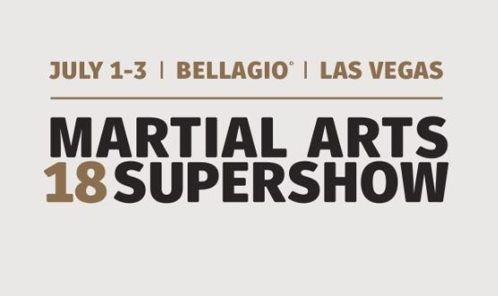 The 2018 Martial Arts SuperShow is at the Bellagio Hotel in Las Vegas.