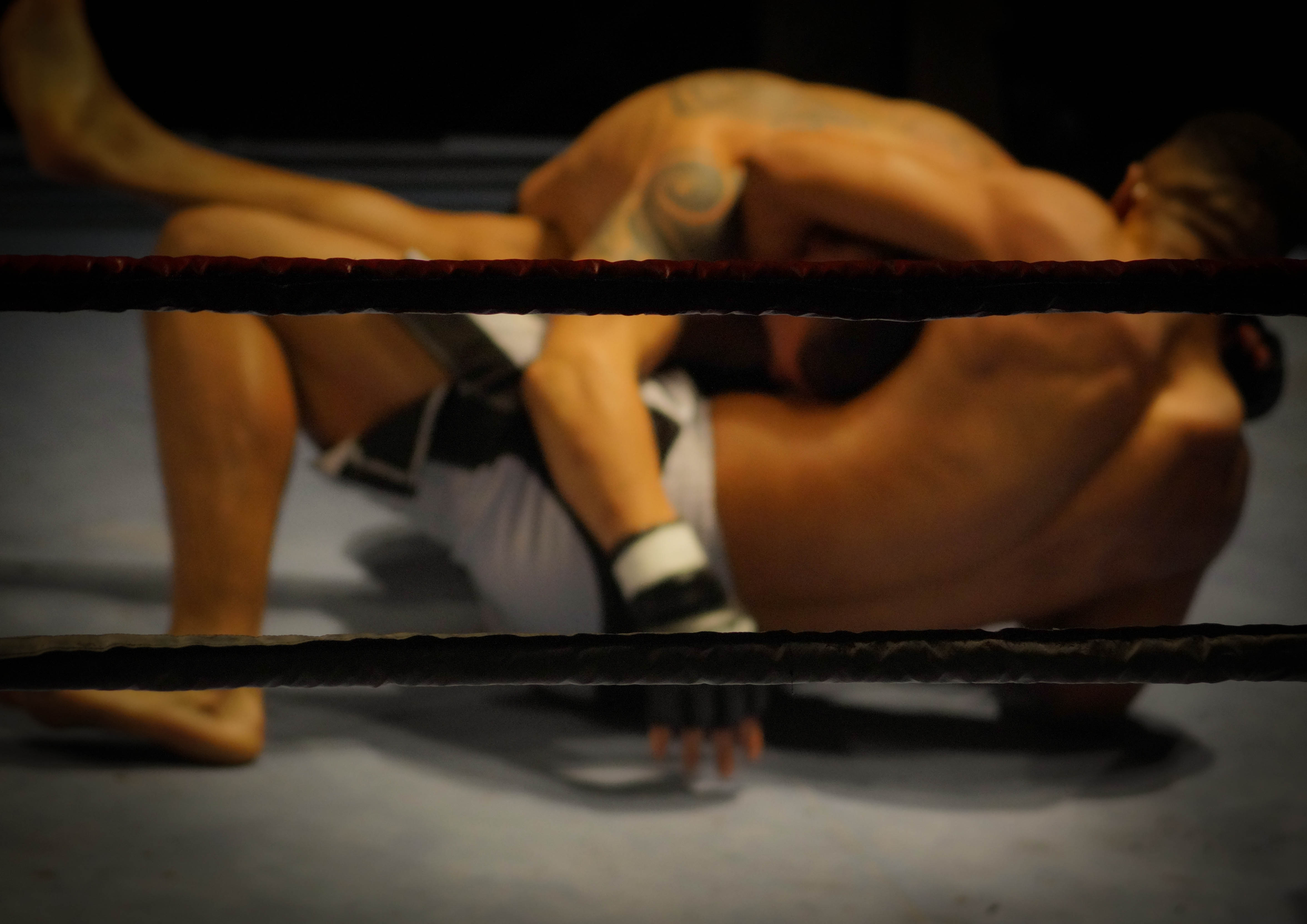 Okay, so this pic is MMA. You've heard of that one.