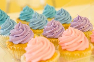 Delicious delicious cupcakes.