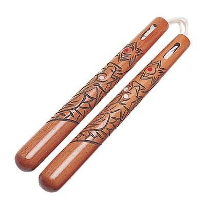 corded dragon nunchaku